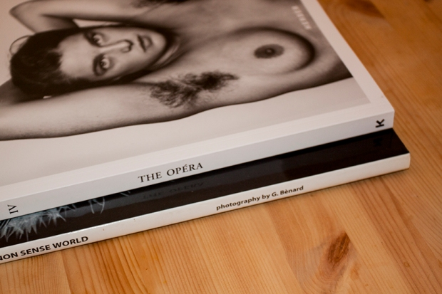 The Opera Mag and a book about my photography