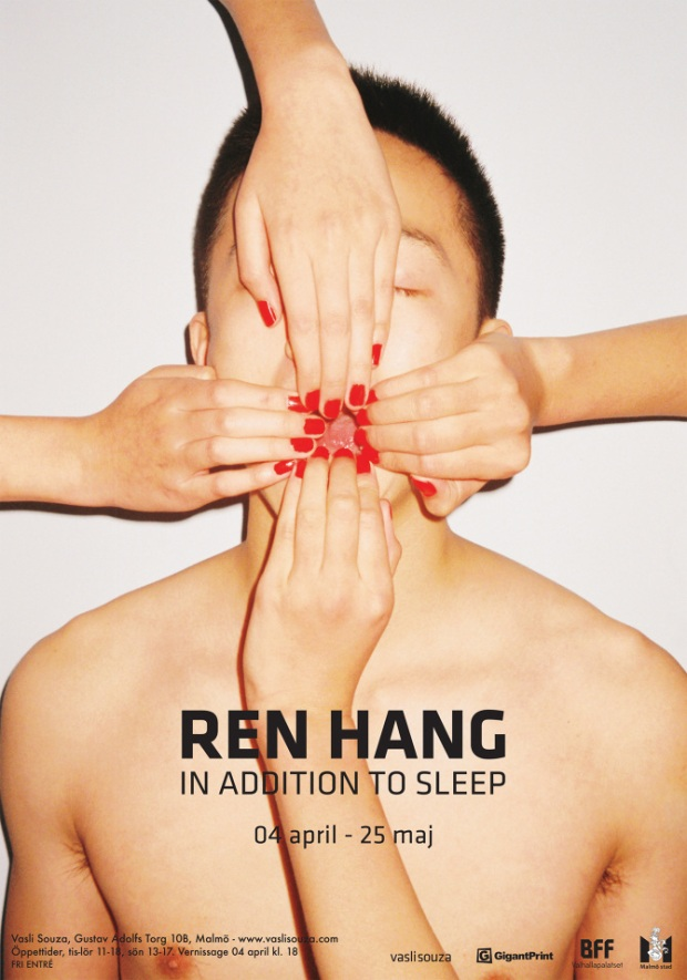 Ren Hang at Vasli Souza Gallery